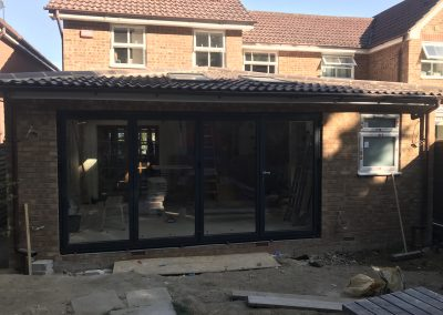 House Refurbishment With Large Extension