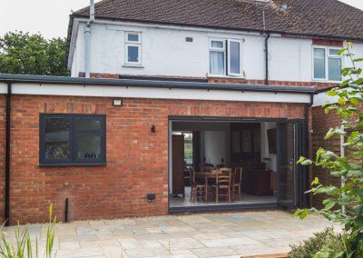 Extension & New Kitchen